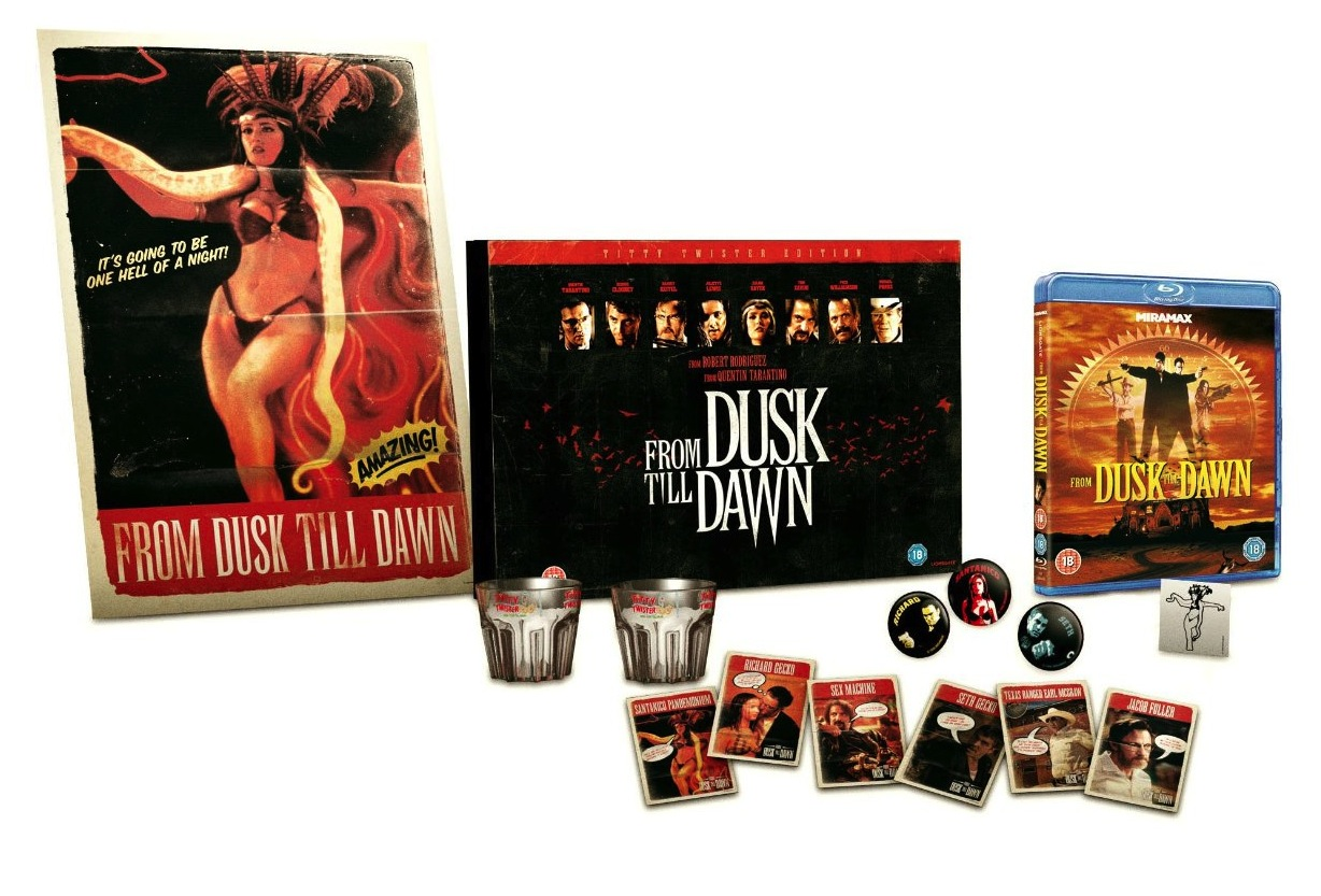 """From Dusk till Dawn"" Limited Edition"