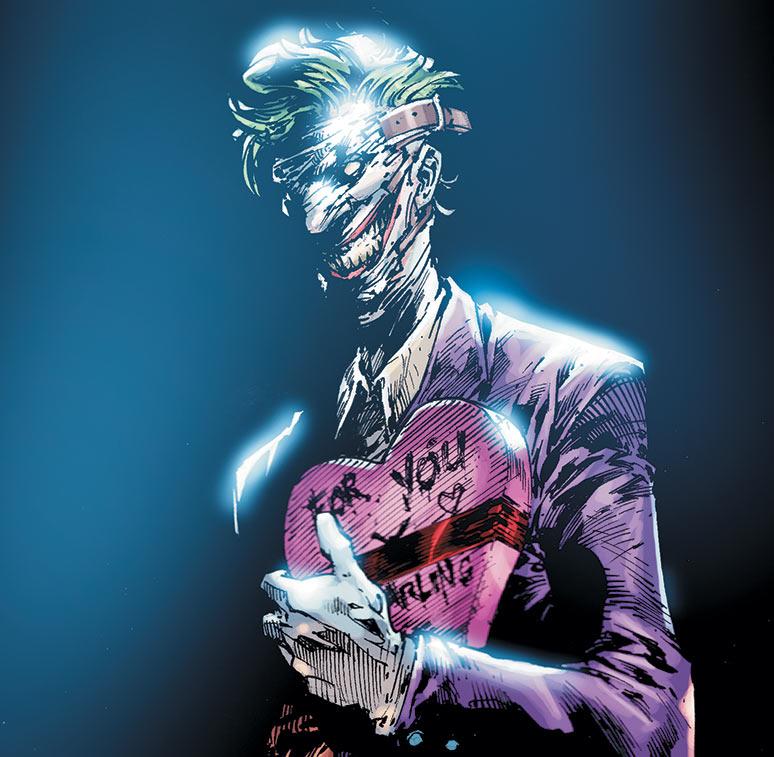 Memes For > Joker Face New 52