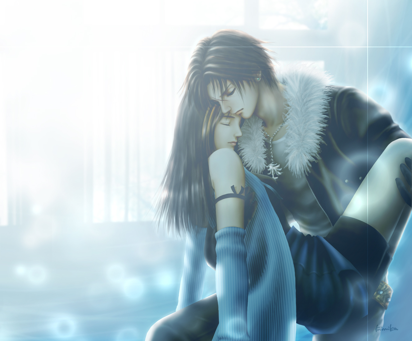Final Fantasy Viii Ff8 Pics Pictures to pin on Pinterest Final Fantasy Rinoa And Squall