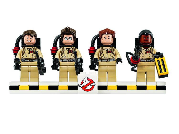 Ghostbusters Blir Lego Kolla In Ecto 1 Domcoola