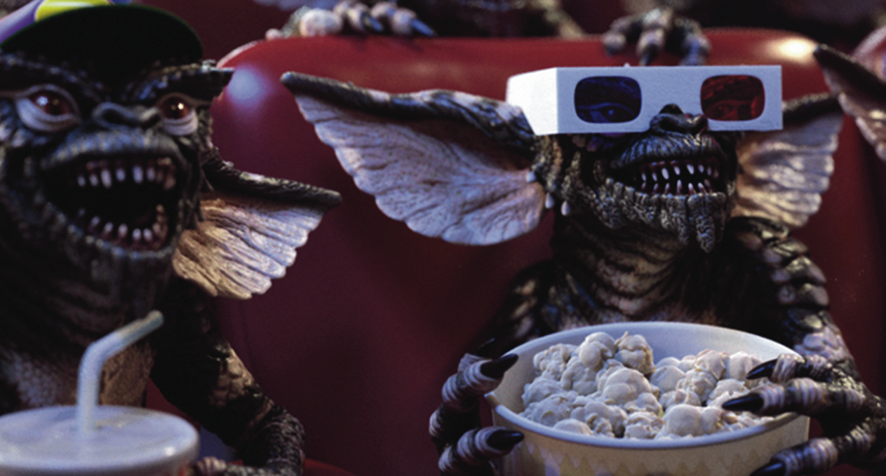 The movie gremlins