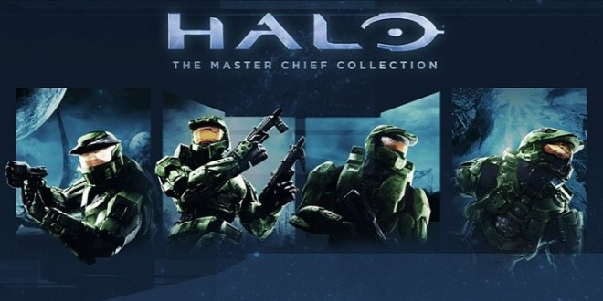 En timmes lång multiplayer klipp från Halo: The Master Chief Collection