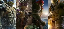Teenage Mutant Ninja Turtles – Biopremiär 8 augusti! (Sponsrad Video)