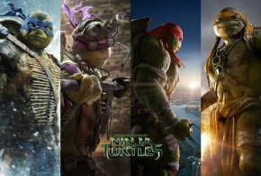 Supercool Bakom Kulisserna video på TEENAGE MUTANT NINJA TURTLES! Utan mycket spoilers alls!