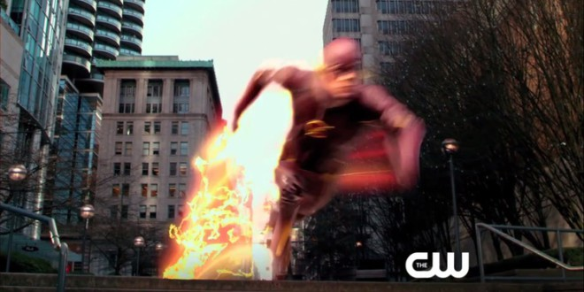 Flash har en ny promo trailer!