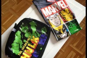 Det här är vad posten kom med – Ute med Marvel Igår!