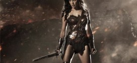 "Gal Gadot som Wonder Woman i ""Batman v Superman: Dawn of Justice"""