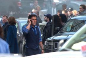 Så här ser Ben Affleck ut som Bruce Wayne i nya BATMAN v SUPERMAN