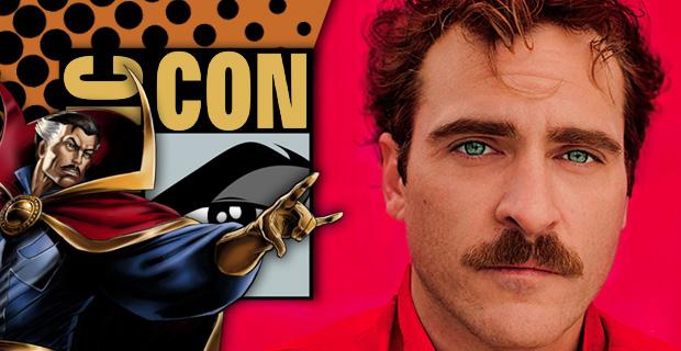 Joaquin Phoenix som Marvels Doctor Strange