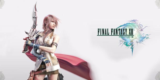 Final Fantasy XIII trilogin till PC