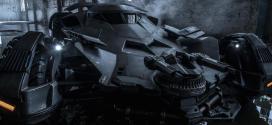 Nya Batmobilen från BATMAN V SUPERMAN är här!