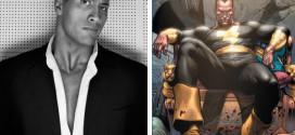 Dwayne Johnson är Black Adam i superhjälte filmen SHAZAM