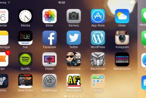 Första inlägget med min nya iPhone 6 plus -mina åsikter- och veckans post!