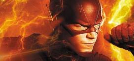 Kort Scen ur kommande FLASH serien – Hur han blir Flash