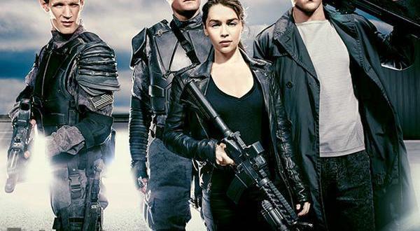 ÄR detta på riktigt? Bilder på andra karaktärer från Terminator 5, så LÖJLIGA!