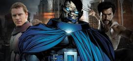 Han kommer att spela APOCALYPSE i nästa X-Men film!