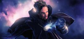 Fan Art på Benedict Cumberbatch som Marvels Dr.Strange