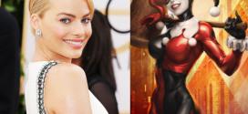 """Sexiga Margot Robbie är Harley Quinn i DC filmen """"SUICIDE SQUAD""""! Och Jared Leto kanske Joker!"""