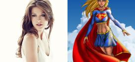 Melissa Benoist blir CBS's SUPERGIRL i deras kommande tv serie