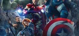 Första Postern för Avengers: AGE OF ULTRON
