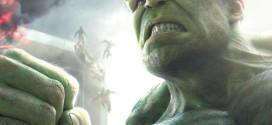 2 HELT GRYMMA poster för Avengers 2, HULK & IRON MAN!