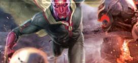 En till koncept bild på THE VISION från Avengers 2!