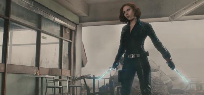 Bakom Kulisserna på Avengers: Age of Ultron samt intervju med skådisarna!