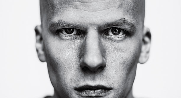 Första bilden på Jesse Eisenberg som Lex Luthor – Batman V Superman: Dawn of Justice