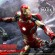 Hot Toys Iron Man Mark XLIII 1/4 Age of Ultron figur!