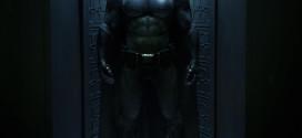 Hela Batman Kostymen från BATMAN V SUPERMAN samt 2 Posters!