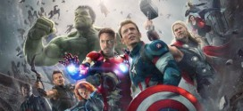 Recension: Avengers 2 Age of Ultron (2015) Philippe Antonio