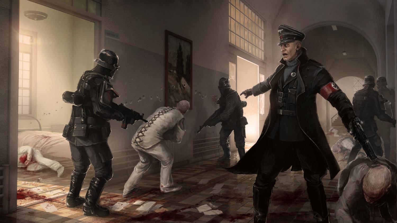 Wolfenstein The New Order 4