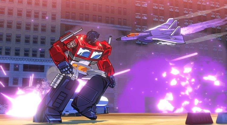 Transformers Devastation 1