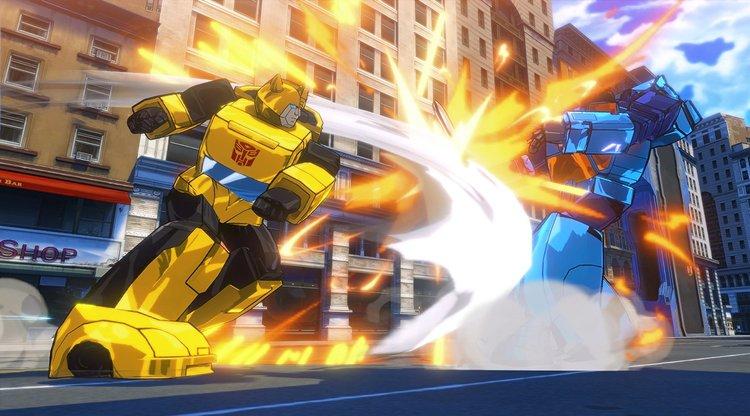 Transformers Devastation  3