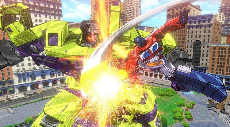 Transformers Devastation  4