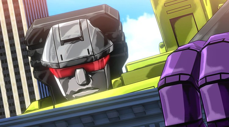 Transformers Devastation 5