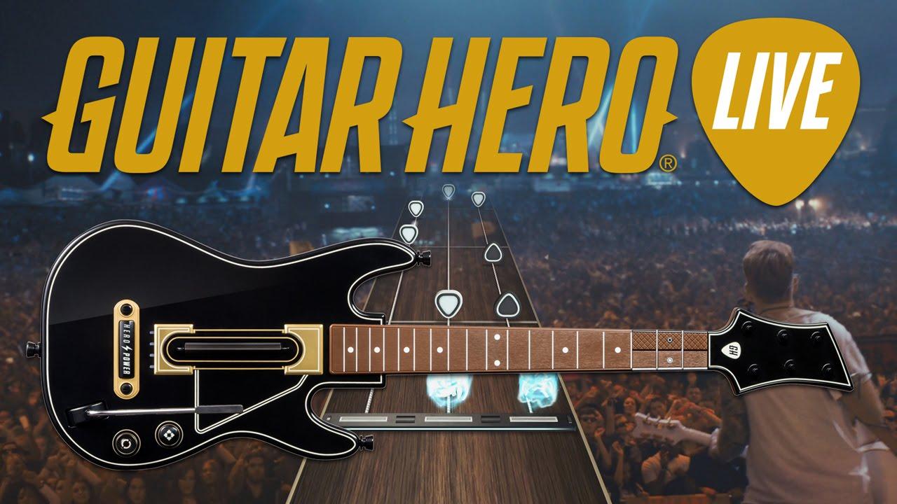 GuitarHeroLive 3